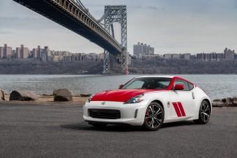 370Z-vel ünnepli a Nissan az amerikai piachódítást