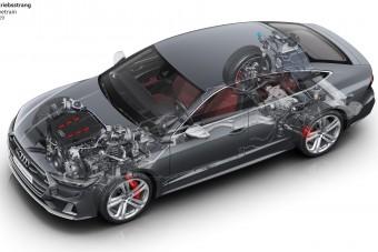 Brutális V6-os dízelt kapnak az Audik