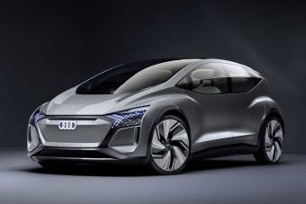 Önjáró városi egyterű az Auditól