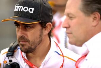 F1-es ülést nem kap Alonso