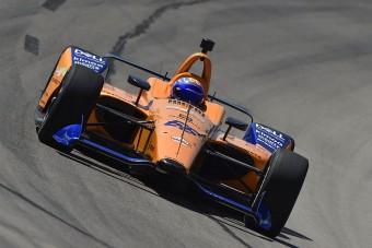 F1: A McLaren menne az IndyCarba, Alonso nem