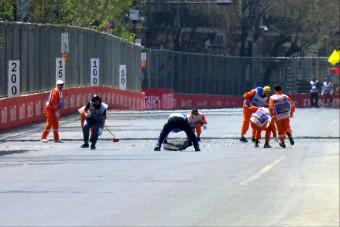 F1: Baku kártérítést fizet a Williamsnek