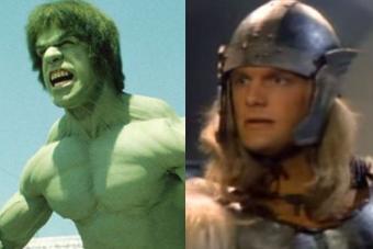 Tényleg így néztek ki régen a Bosszúállók hősei?