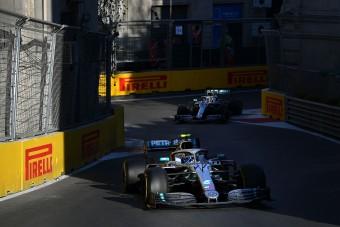 F1: A Mercinél nem volt téma a csapatutasítás
