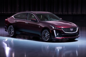 A CT5-össel hódítaná vissza Amerikát a Cadillac