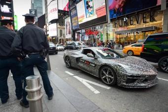 Alaposan átrendezik a legújabb Corvette-t