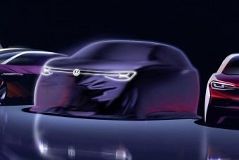 Teljesen önjáró autókat mutat be a VW-csoport