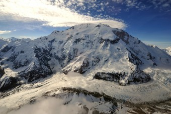 Eléggé para, ami a hó alatt rejtőzik ezen a hegyen