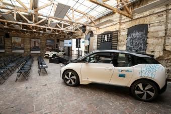Bárki autózhat prémium BMW-kkel Budapesten