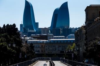 Élő: Forma-1 Azerbajdzsáni Nagydíj