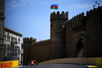 F1: A legemlékezetesebb pillanatok Bakuból