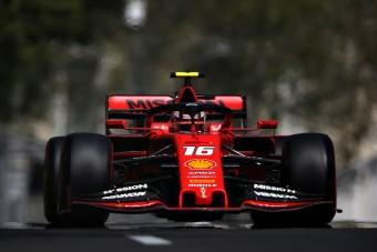 F1: A Ferrari vitte a prímet az időmérő előtt