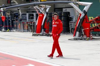F1: A Ferrari nem hisz a bakui előnyben