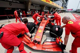 F1: Büntetés határán táncol a Ferrari