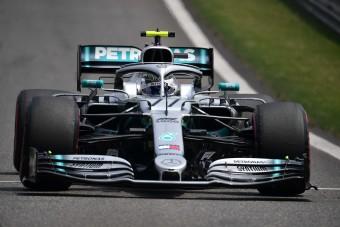 F1: Bottas a pénteki nap legjobbja