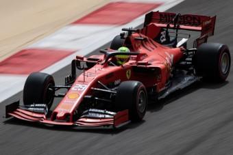 Tehetség nélkül a kis Schumi sem lehetne F1-es