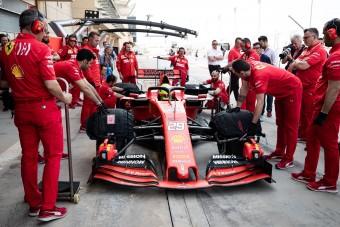 F1: A kis Schumi csak