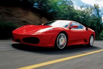 Ferrarira fogta a száguldást a gyorshajtó