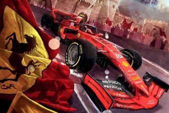 F1: Vettelék cérnát fűznek a tűbe