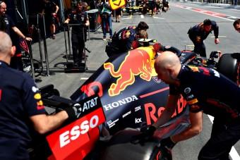 F1: Kemény büntetés Gaslynak