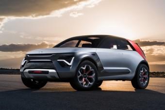 Elektromos, önjáró crossovert épített a Kia