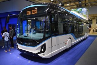 Párizs elektromos buszokkal készül az Olimpiára