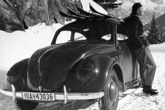 Ezt a Volkswagen Bogarat még a Porsche gyártotta
