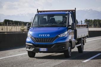 Megújult a negyven éve készülő Iveco Daily