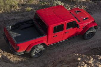 Egy nap alatt eladták az összes Jeep pickupot