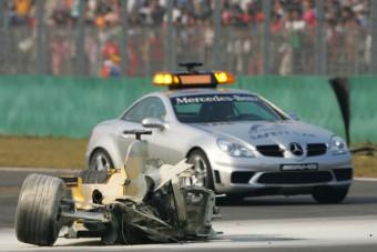 F1: A legemlékezetesebb pillanatok Kínából