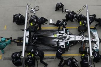 F1: Két kötelező kerékcsere jövőre?