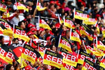 Vettel-drukker akart verekedni egy F1-es pilótával