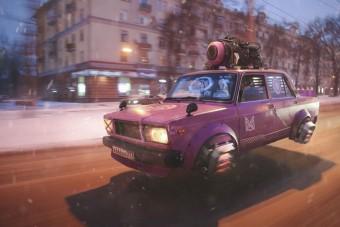 10 fotó Oroszország jövőjéből, amitől kicsit kiráz a hideg