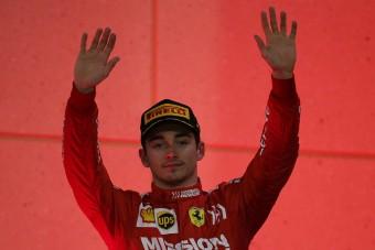 F1: Leclerc átélt már ennél kegyetlenebb dolgot is