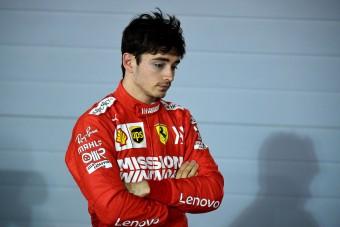 F1: Ez csinálta ki Leclerc-t Bahreinben