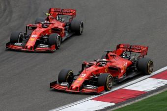 F1: Vettel kioktatta az újságírókat