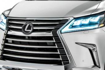 Luxuskisbuszt épít a Lexus