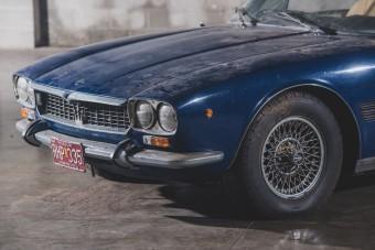 30 évig raktárban pihent ez a rettentő ritka Maserati
