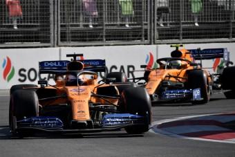 F1: Úton a csúcsra a McLaren