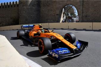 F1: Felemás érzések a McLarennél