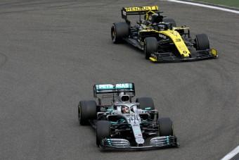 F1: A Renault évekre az élmezőnytől?