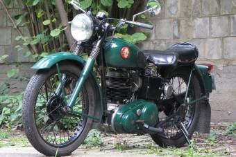 Egy ilyen öreg motort megéri életben tartani