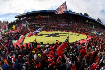 F1: Bajban az Olasz Nagydíj