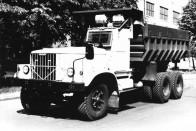 Ez a teherautónyi porszívó takarította a radioaktív port Csernobil utcáin 4