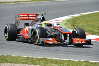 F1: Perez kicsinálta a karrierjét a McLarennel