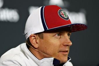 Videó: Räikkönen becsiccsentett a futam után