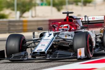 F1: Kész élvezet Räikkönennel dolgozni