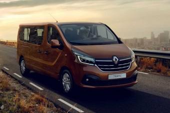Nagyobb motorokkal újul a Renault Trafic