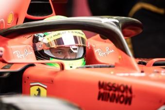 F1: A kis Schumacher elszólta magát a Ferrari-motorról?