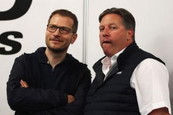 F1: Ugrásra kész az új McLaren-főnök